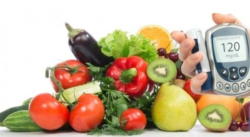 التعايش الغذائي مع السكري