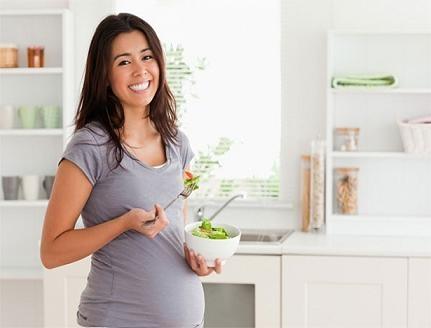 ما لا يجب ان تأكله المرأة الحامل