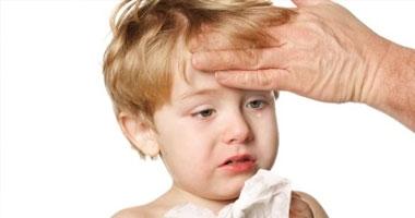 الأنفلونزا تنتقل للطفل عن طريق الأيدى الملوثة