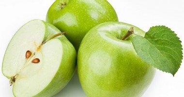 دراسة: تفاحة يوميًا تجنبك الذهاب للصيدلى