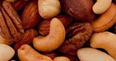 دراسة إسبانية: المكسرات تقى من أمراض القلب والشرايين