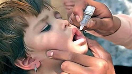 انطلاق الحملة القومية ضد شلل الأطفال بشمال سيناء
