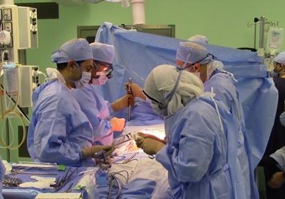 نجاح ثانى عملية لزراعة الكبد بجامعة أسيوط