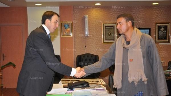 محافظ بنى سويف يطلب استبعاد وكيل وزارة الصحة بعد وفاة سيدة نتيجة الإهمال
