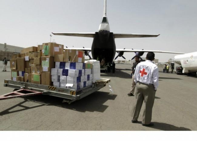 اخبار الوطن العربي - الصليب الأحمر: الحوثيون يمنعون وصول المعونات إلى مأرب اليوم 16-04-2015