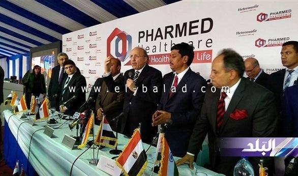 بشراكة مصرية هندية.. افتتاح مصنع لإنتاج «سوفالدي» باستثمارات 250 مليونا.. ووزير الصحة: سنوفر نصف مليون عبوة خلال أشهر