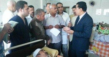 إحالة مدير مستشفى السعديين بالشرقية للتحقيق لتغيبه عن العمل