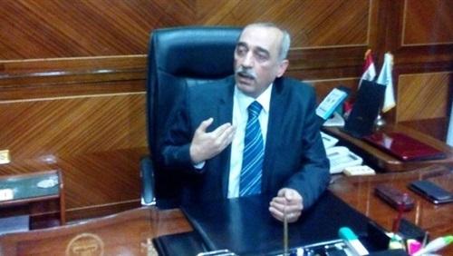 محافظ كفر الشيخ يتفقد مستشفى بلطيم المركزي