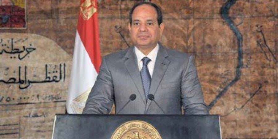 السيسى يوجه المجلس التخصصى لتنمية المجتمع بالقضاء على فيروس سى فى مصر